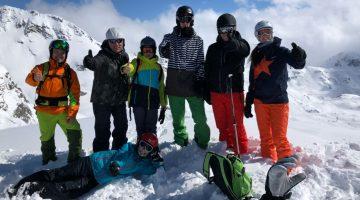 Skifreizeit 2019 – Gstaad in Schweiz