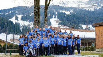 Skifreizeit in Gstaad 2019